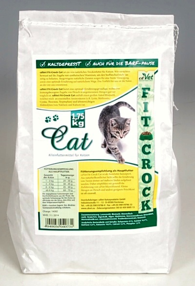 cdVet Fit-Crock Cat 1,75 kg