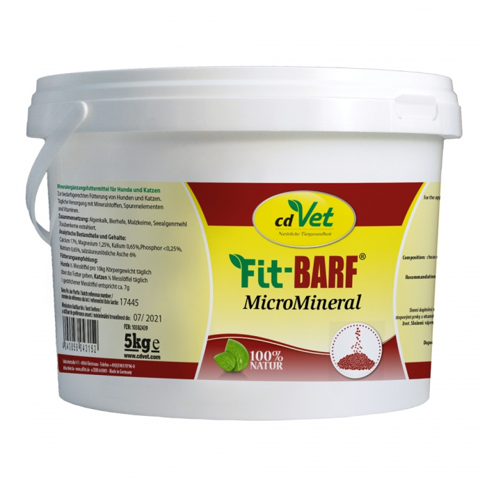 Fit-BARF Micro Mineral 5000 g