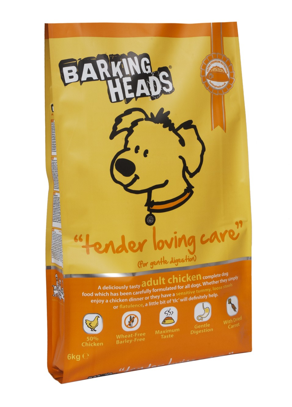 BARKING HEADS Tender Loving Care 6kg