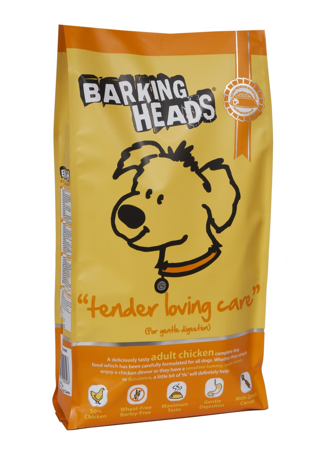 BARKING HEADS PROFESSIONAL CHICKEN 18kg