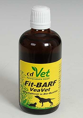 cdVet Fit-BARF Bio olej VeaVet 100ml
