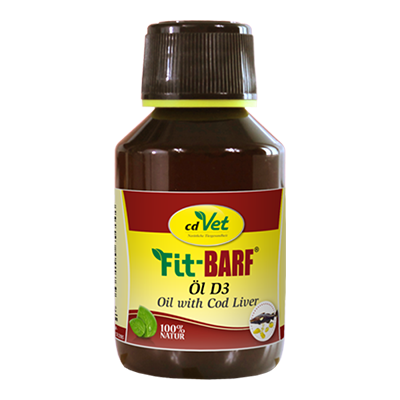 cdVet Fit-BARF Olej D3 100 ml