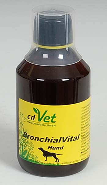 cdVet Bronchial Vital 250 ml