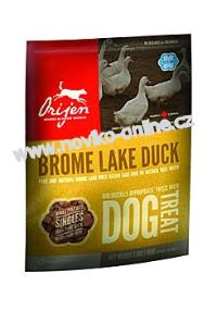 Orijen Dog  pochoutka F-D Brome Lake Duck 92g