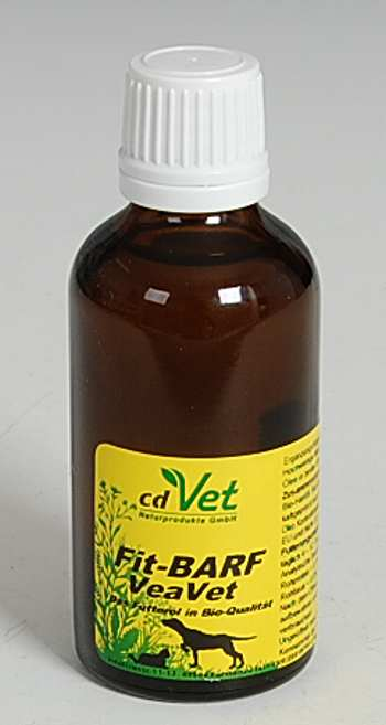 cdVet Fit-BARF Bio olej VeaVet 50 ml