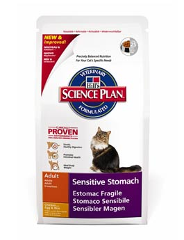 Hill's Feline Dry Sensitive Stomach 5kg