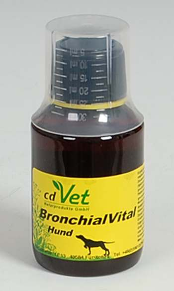 cdVet Bronchial Vital 100 ml
