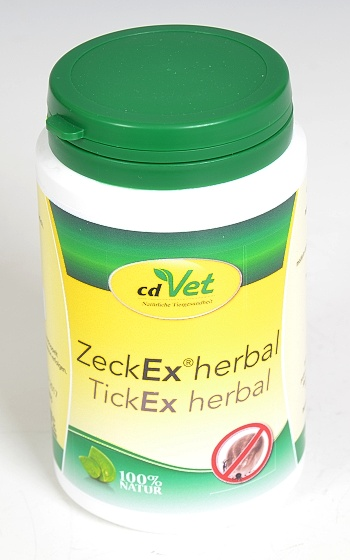 cdVet Byliny Zeck Ex Herbal 100 g