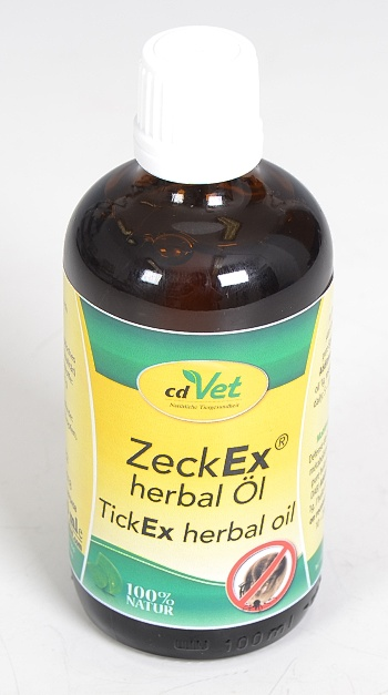 cdVet Olej ZeckEx Herbal 100 ml