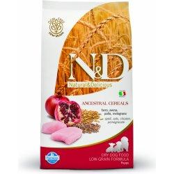 N&D LG DOG Puppy Mini Chicken & Pomegr 2,5kg