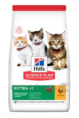 Hill's Fel. Dry SP Kitten Chicken 1,5kg