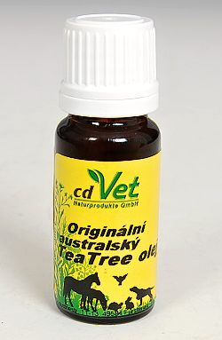 cdVet Tea Tree olej 10 ml