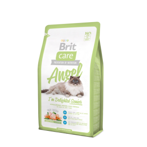 Brit Care Cat Angel I´m Delighted Senior 2kg