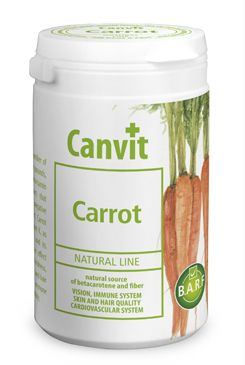 Canvit Natural Line Carrot 200g