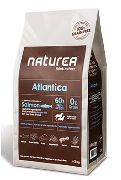 Naturea GF dog Atlantica - Adult all breeds  2kg