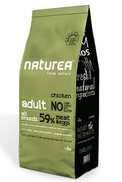 Naturea Naturals dog Adult Chicken 12kg