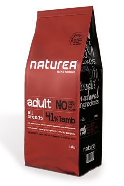 Naturea Naturals dog Adult Lamb 2 kg