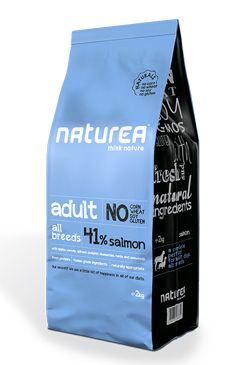 Naturea Naturals dog Adult Salmon 12kg